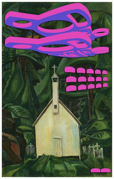 Sonny Assu, 'Re-invaders', 2014