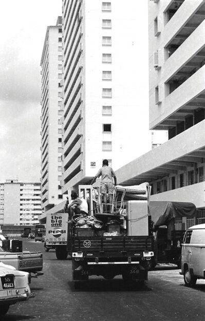 Loke Hong Seng, 'Moving Into A New Home', 1971