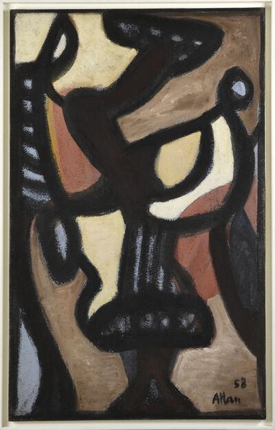 Jean-Michel Atlan, 'Cangaceiro', 1958
