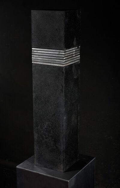 Etienne Krähenbühl, 'Petit État de Lames I (Small Mooding Plates I)', 2019
