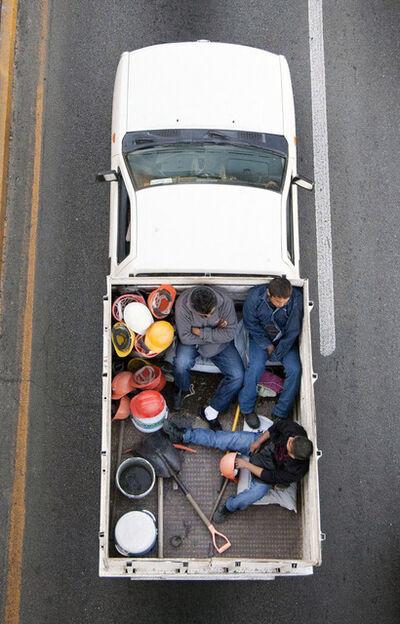 Alejandro Cartagena, 'Carpooler #44', 2011