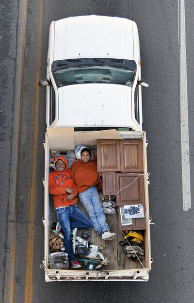 Alejandro Cartagena, 'Carpooler #6', 2011