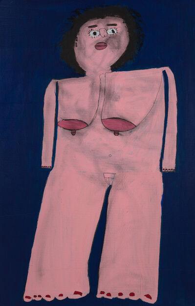 Antonio Benjamin, 'Bubble Gum Woman', 2017