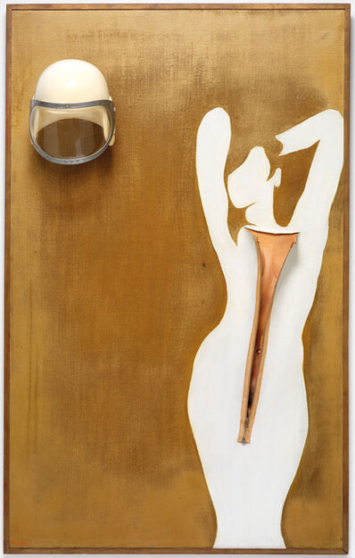 Evelyne Axell, 'Valentine', 1966