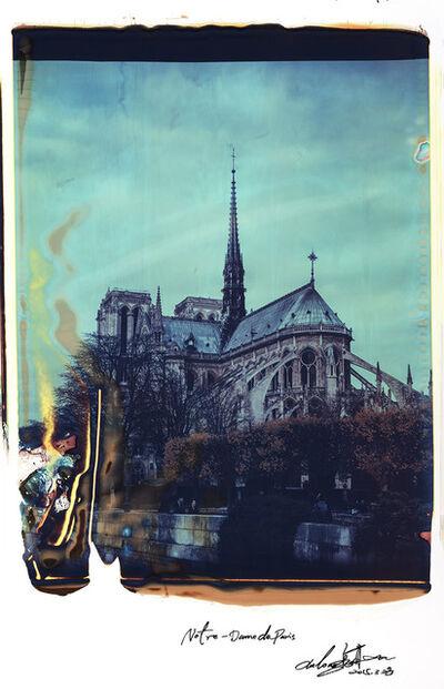 Xulong Zhang, 'Notre Dame 10', 2015