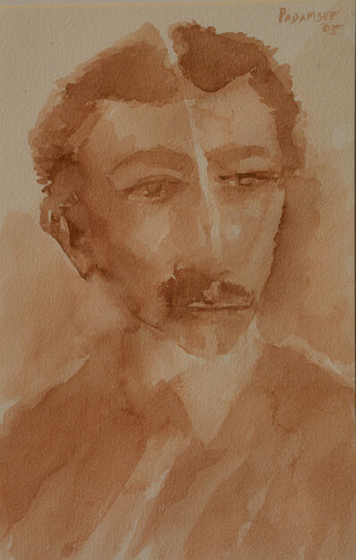 Akbar Padamsee, 'Portrait of Gandhi as Young Lawyer', 2005