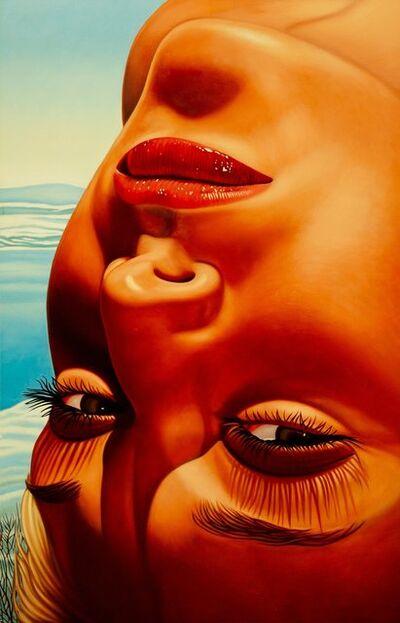 Richard Phillips, 'Der Bodensee', 2010