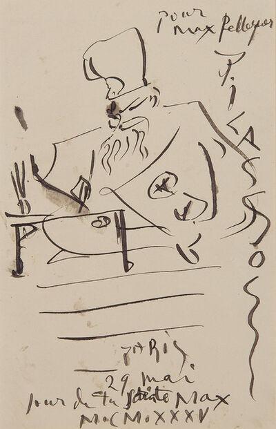 Pablo Picasso, 'Érudit Japonais', 1925
