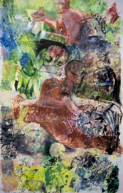 Sabina Klein, 'Bluebird', 2016