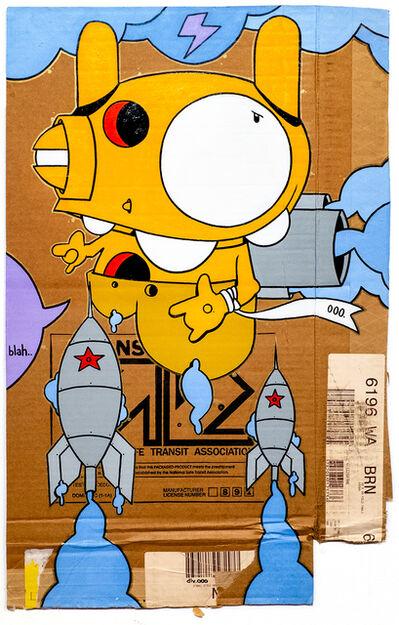 James Marshall (Dalek), 'Space Monkey blah', 1999