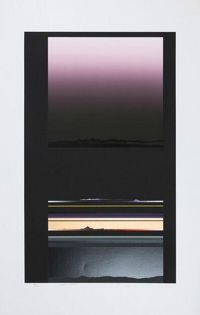 Tetsuro Sawada, 'Night Views', 1987