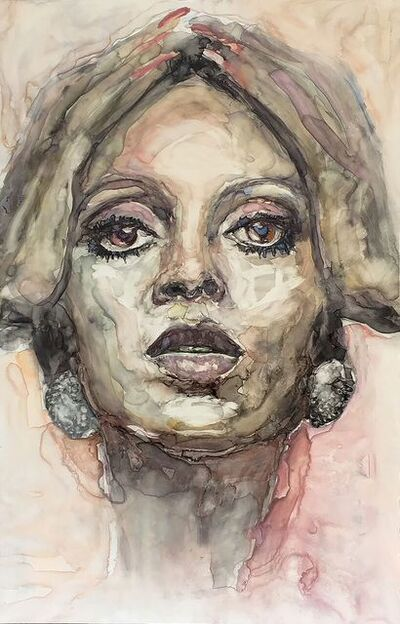 """Patty Rooney, '""""It takes a long time to get to be a diva. I mean, you gotta work at it."""" -- Diana Ross', 2017"""