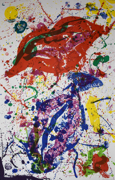 Sam Francis, 'Untitled (SF-329)', 1988