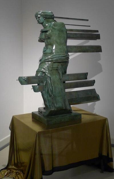 Salvador Dalí, 'Metamorphose Topologique de la Venus e Milo Traversee Par les Tiroirs', 1964