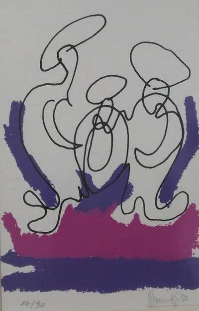 Tonino Maurizi, 'Untitled', 1980