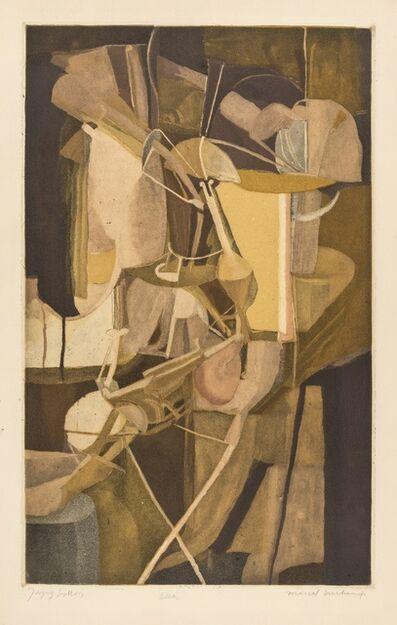 Marcel Duchamp, 'La Mariee (Ginestet & Pouillon 672)', 1934