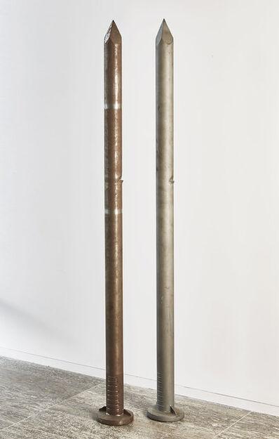 Günther Uecker, 'Nagelskulptur', 1967