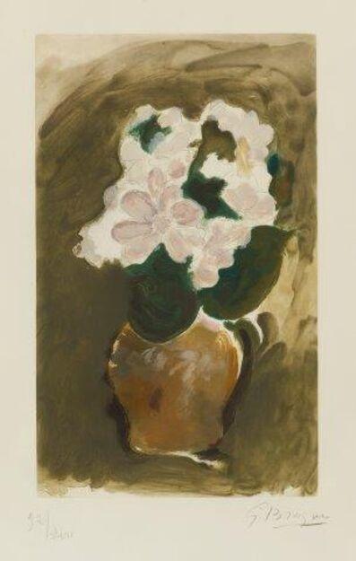 Georges Braque, 'Les Fleurs Violets'