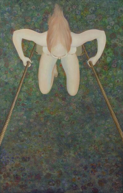 Leonor Fini, 'Escarpolette III', 1970