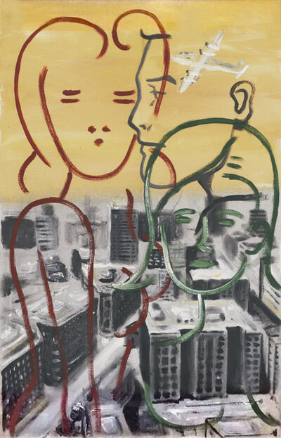 Daniel Garcia, 'Ischia, Prague and Brussels', 2005
