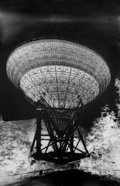 Vera Lutter, 'Radio Telescope, Effelsberg IV, September 2, 2013', 2013
