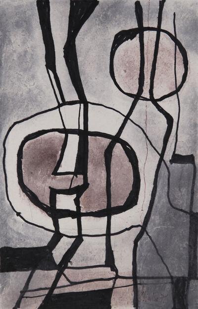 Fritz Winter, 'Ohne Titel (No title)', 1971