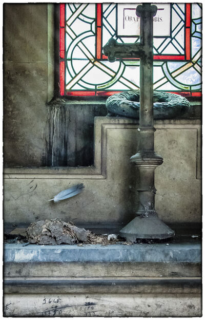 Patricia Beary, 'Resurrection (Cimetière Montparnasse, Paris)'