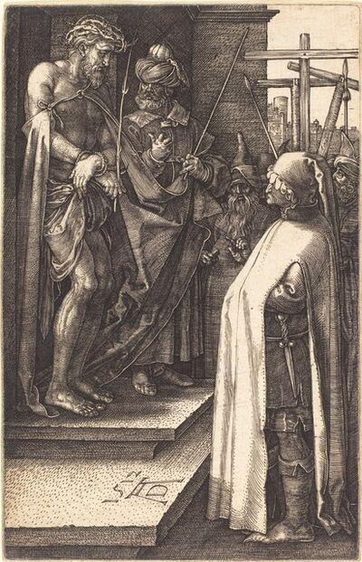 Albrecht Dürer, 'Ecce Homo', 1512