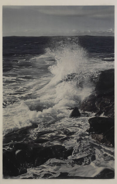 Gunnel Wåhlstrand, 'Wave', 2015
