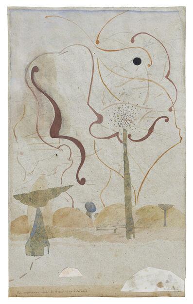 Georg Fuchssteiner, 'Oben angekommen wurde der Himmel zum Instrument', 2020
