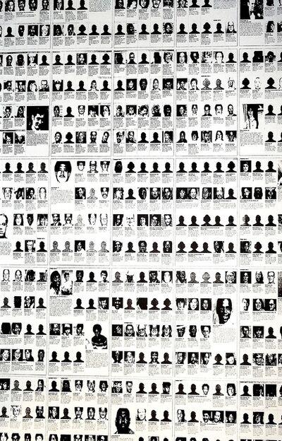 Felix Gonzalez-Torres, 'TROVE of many Felix Gonzalez-Torres prints', 1995