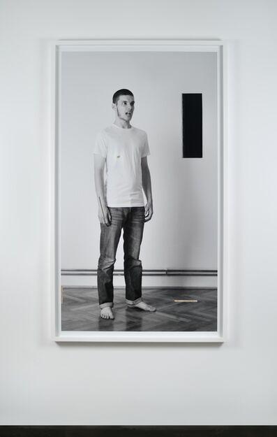 Damir Očko, 'Study on Shievering no 3 - 2', 2013