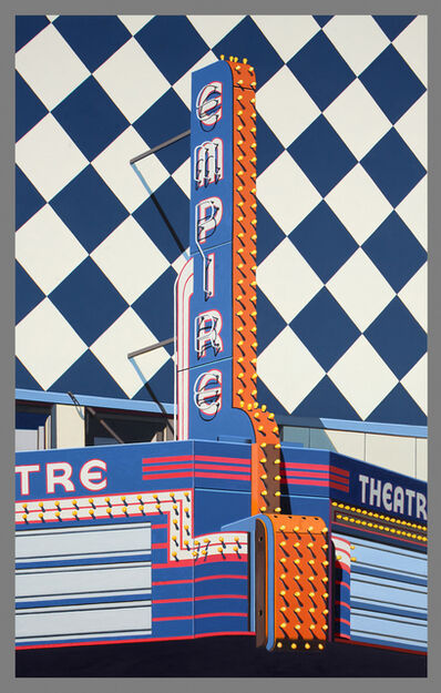 Robert Cottingham, 'Empire (Cincinnati)', 2013