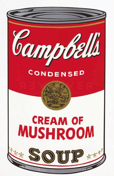 Andy Warhol, 'Campbell's Soup I: Cream of Mushroom (FS II.53)', 1968