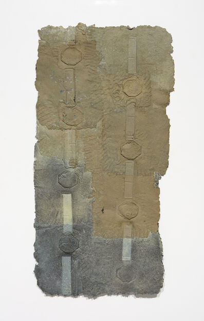 Aryana Minai, 'Release The Held and Hold The Built II', 2020