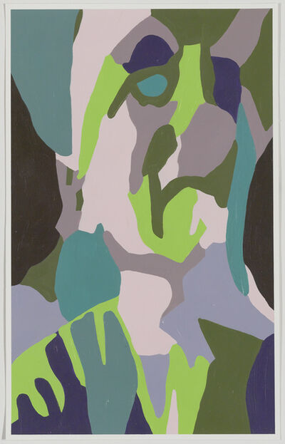 Damon Arhos, 'Agnes Moorehead & Me (No. 17)', 2020