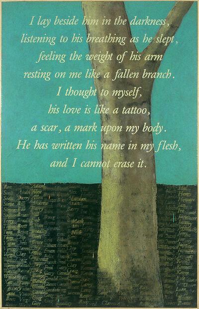 Jamie Brunson, 'Branch', 1995
