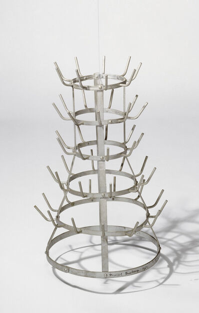 Marcel Duchamp, 'Bottle-Rack (The original, lost, was carried out in Paris in 1914. The replica was carried out under the direction of Marcel Duchamp in 1964 by the Gallery Schwarz, Milan. )', 1914/1964