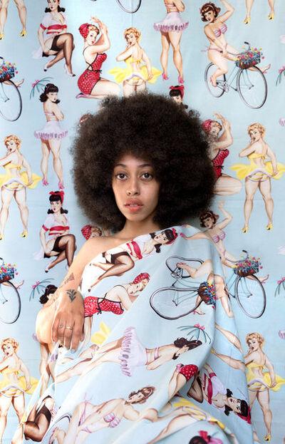 Akea Brionne Brown, 'All American Girls', 2020