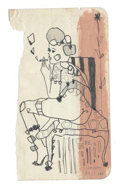 Natalie Krim, 'Chair', 2016