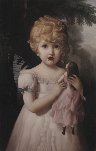Stephen Mackey, 'Eating A Doll', 2015