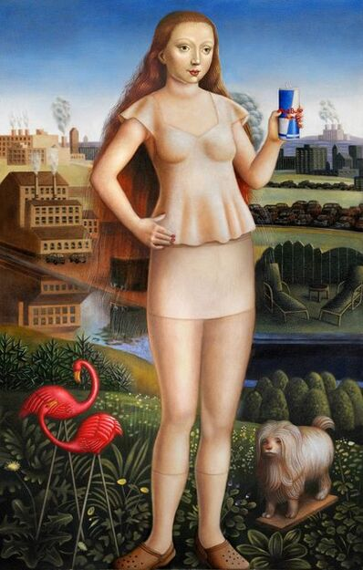 Amy Hill, 'Syntheticity'