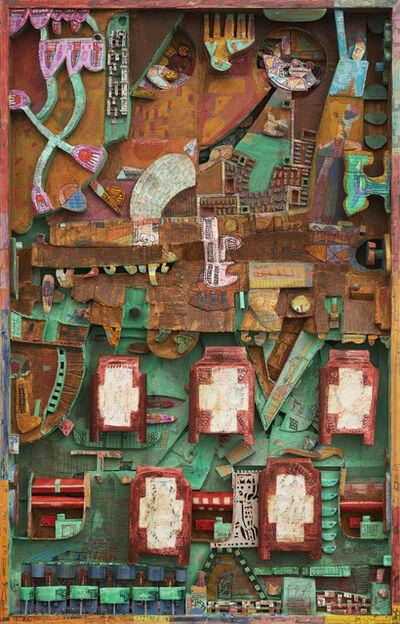 Walter Libuda, 'Kontinente wandern', 2005