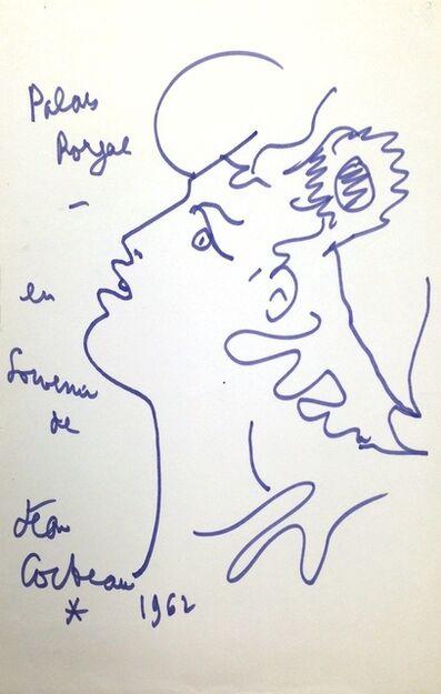 Jean Cocteau, 'Palais Royal', 1962