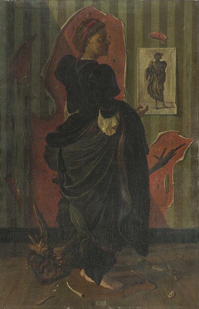 Eugene Berman, 'Live still-life (Natura morta - Natura viva)', 1943
