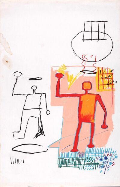 Jean-Michel Basquiat, 'Untitled', 1980-81