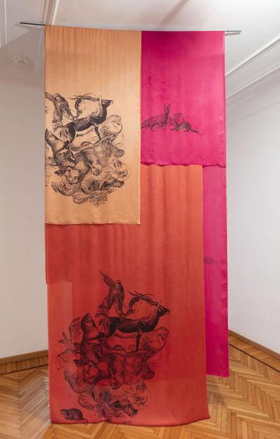 Claudia Losi, 'Untitled_Animals', 2017