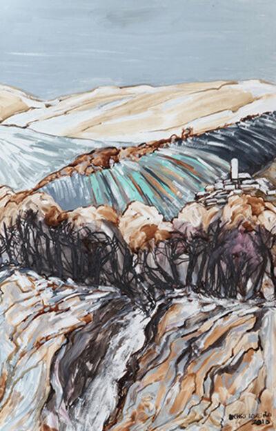 Henri Lorenzi, 'Study for the Isolated  Farms ', 2013