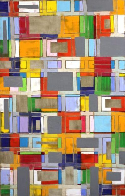 Petra Rös-Nickel, 'Pattern Grey', 2014