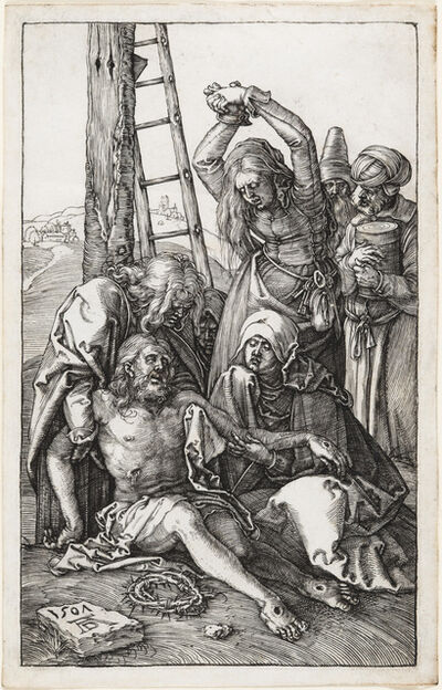 Albrecht Dürer, 'The Lamentation Over Christ', 1507